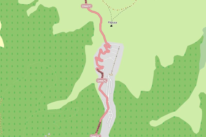 Harta Varful Papusa